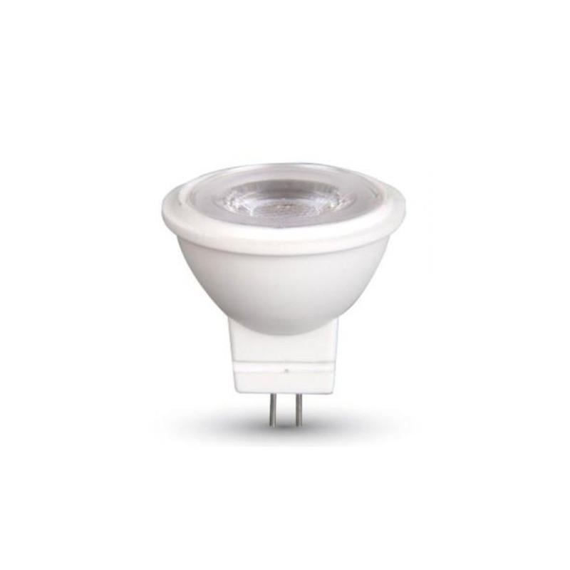 SPOTLED - Spot à LED 7W Culot GU5.3 (mr16) Blanc neutre Effet loupe