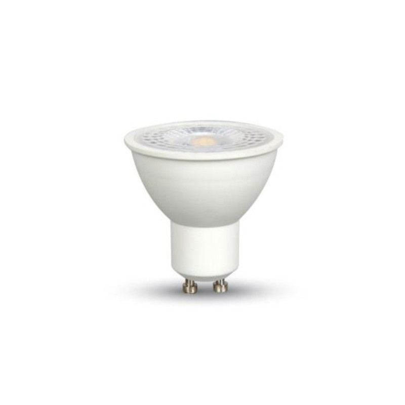 SPOTLED - Spot à LED 7W Culot GU10 Blanc neutre - Dimmable