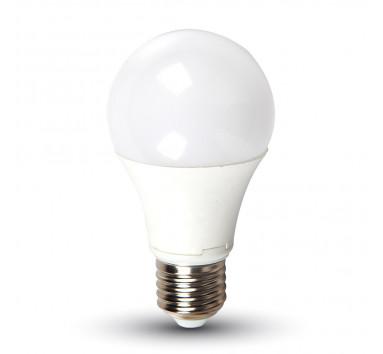 BLANDLED - Ampoule LED Boule 12W Culot E27 Blanc Chaud