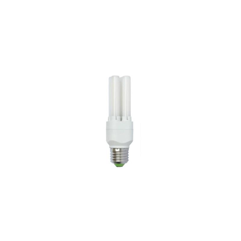 Tubeled - Ampoule à tube en verre 6W - Culot E27 Blanc froid