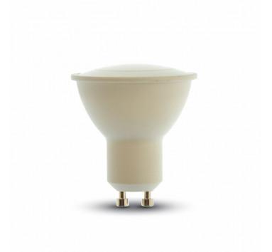 SPOTLED - Spot à LED 7W Culot GU10 Blanc chaud