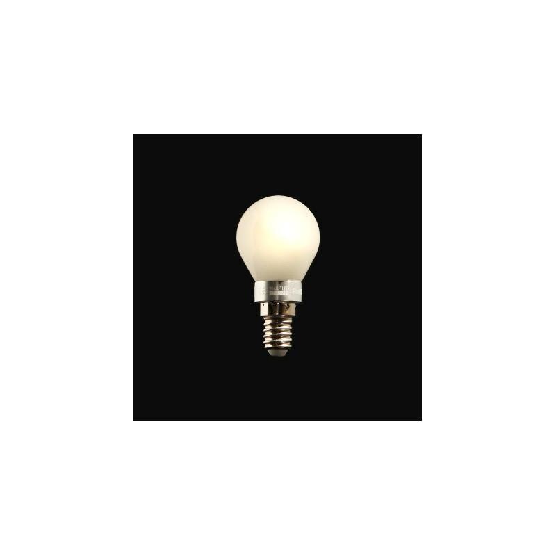 Ampoule LED Miranled Boule 3w Culot E14 Lumière chaude