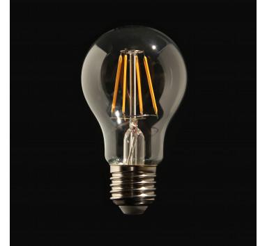 Ampoule LED à Filament boule 4W E27 lumière chaude