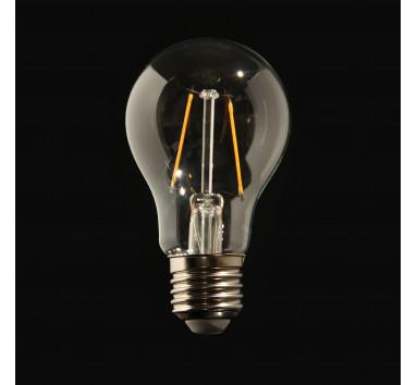 Ampoule LED Filament 2W E27 lumière chaude