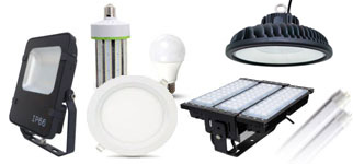 Eclairages et accessoires LED pour professionnels