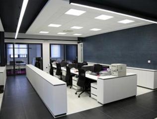 Panneau à LED