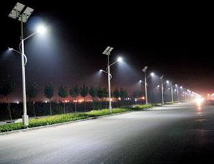 Eclairage LED voies publiques
