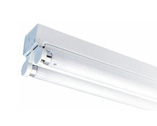 Tube lumineux à led - Corps plastique opaque et aluminium
